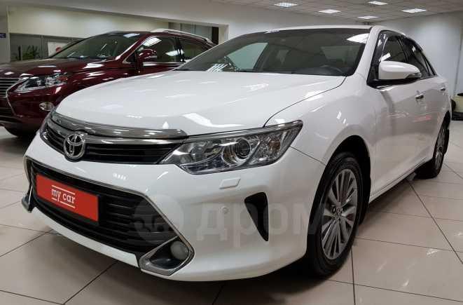Toyota Camry, 2016 год, 1 470 000 руб.