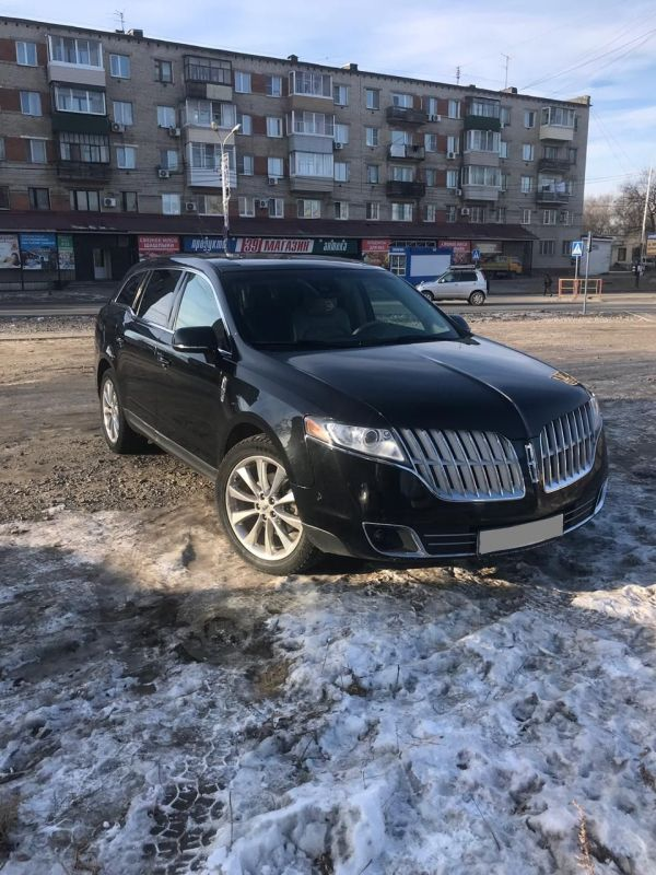 Lincoln MKT, 2010 год, 1 350 000 руб.