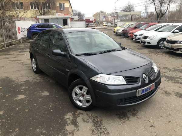 Renault Megane, 2008 год, 315 000 руб.