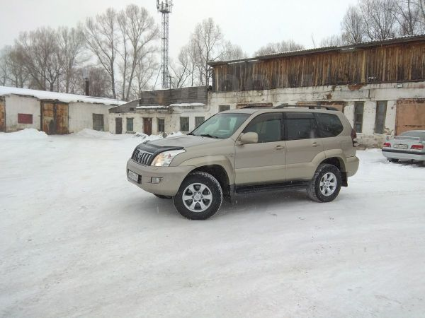 Toyota Land Cruiser Prado, 2004 год, 1 140 000 руб.