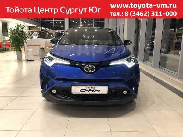 Toyota C-HR, 2018 год, 2 133 000 руб.