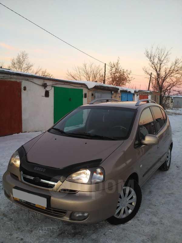 Chevrolet Rezzo, 2006 год, 257 000 руб.