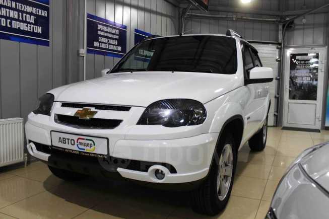 Chevrolet Niva, 2017 год, 649 900 руб.