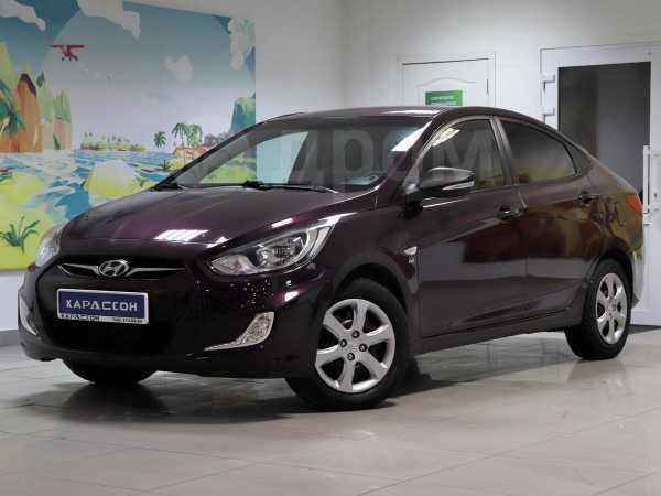Hyundai Solaris, 2012 год, 415 000 руб.