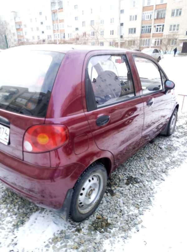 Daewoo Matiz, 2005 год, 84 000 руб.