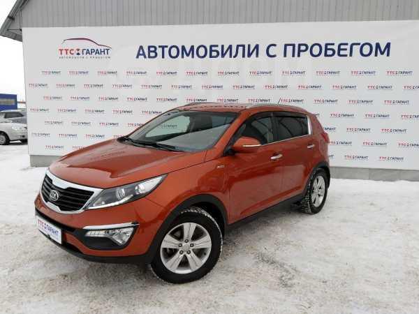 Kia Sportage, 2014 год, 990 200 руб.