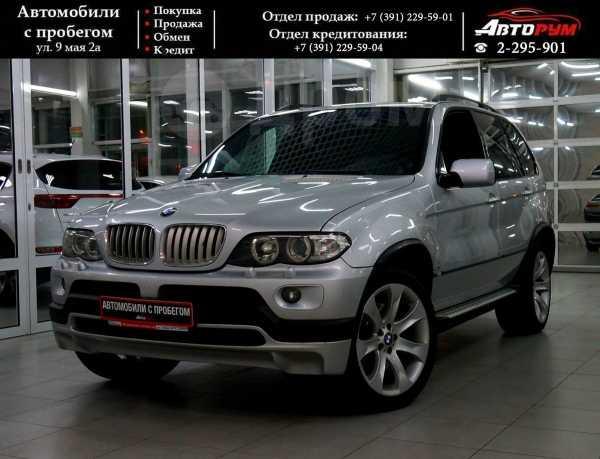 BMW X5, 2004 год, 677 000 руб.
