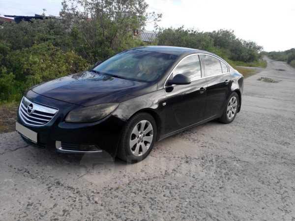Opel Insignia, 2009 год, 540 000 руб.