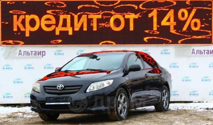 Toyota Corolla, 2007 год, 389 000 руб.