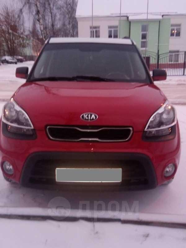 Kia Soul, 2013 год, 600 000 руб.