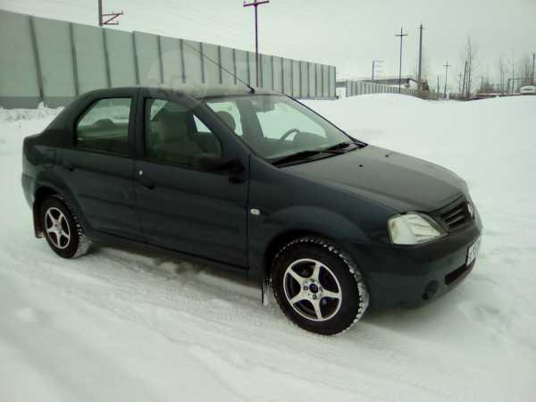 Renault Logan, 2006 год, 198 000 руб.