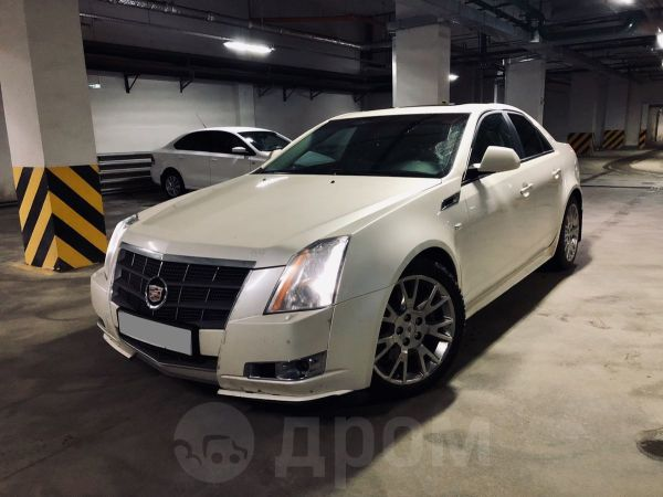Cadillac CTS, 2011 год, 870 000 руб.