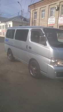 Хабаровск Caravan 2001