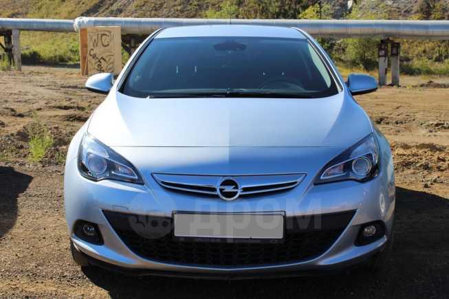 Opel Astra GTC, 2014 год, 570 000 руб.