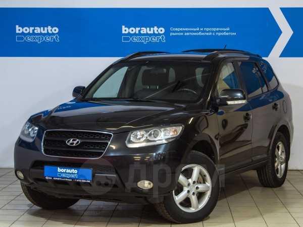 Hyundai Santa Fe, 2008 год, 684 000 руб.
