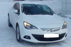 Томск Astra GTC 2014
