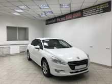 Иркутск Peugeot 508 2012