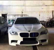 Грозный BMW 5-Series 2011