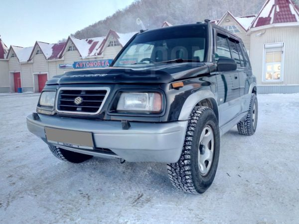 Suzuki Escudo, 1996 год, 299 000 руб.