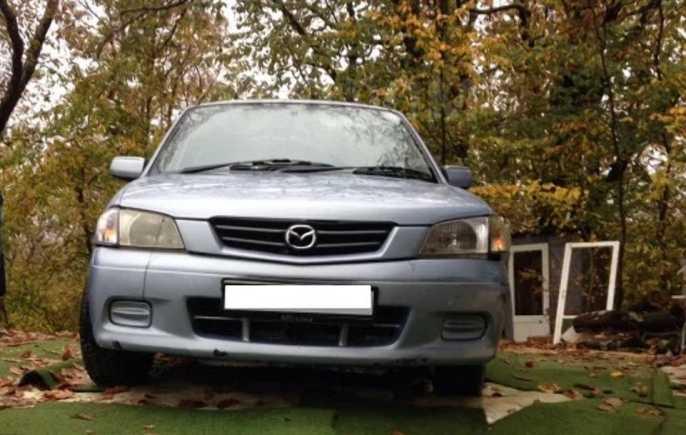 Mazda Demio, 2001 год, 90 000 руб.