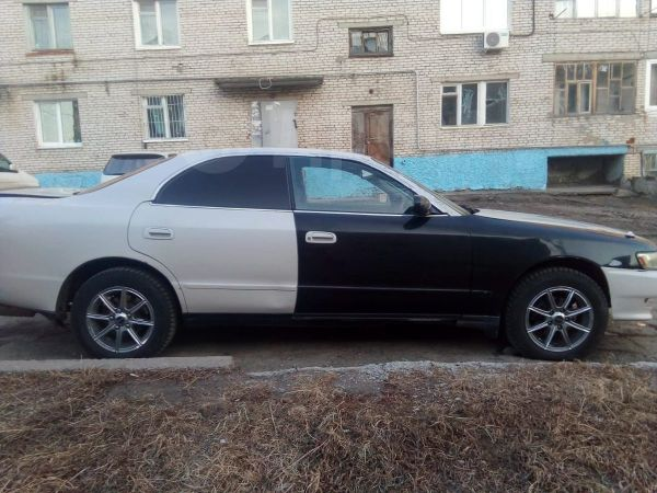 Toyota Chaser, 1990 год, 60 000 руб.