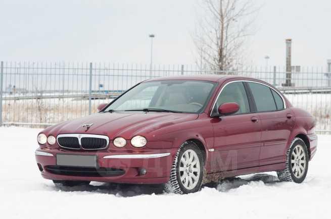 Jaguar X-Type, 2003 год, 295 000 руб.