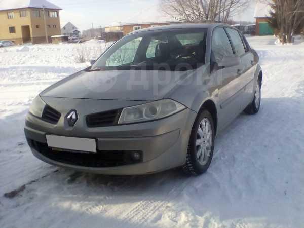 Renault Megane, 2007 год, 260 000 руб.