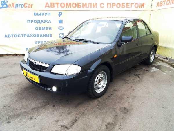 Mazda 323, 1999 год, 119 000 руб.