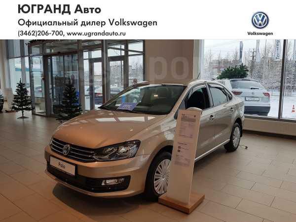 Volkswagen Polo, 2018 год, 878 530 руб.