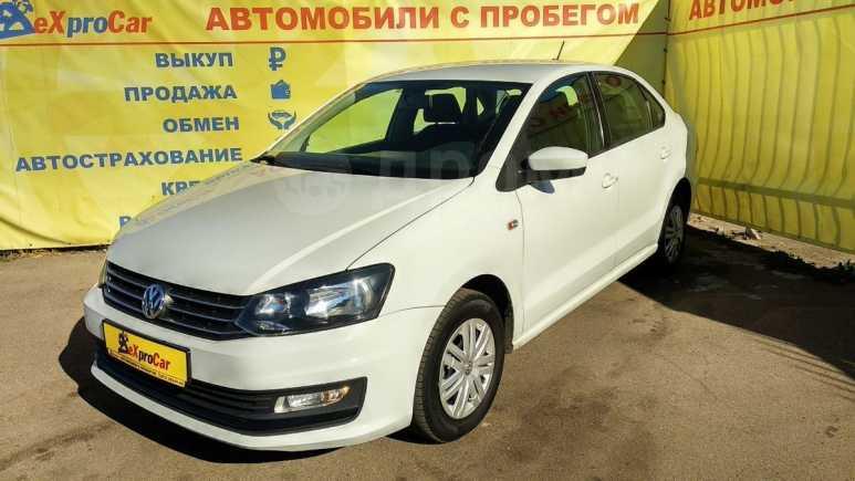 Volkswagen Polo, 2017 год, 599 900 руб.