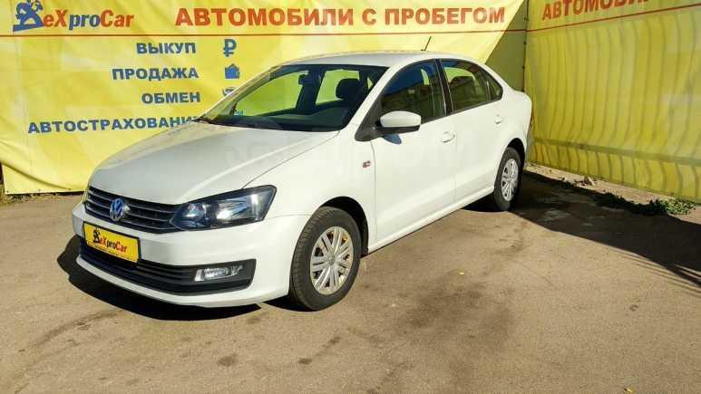 Volkswagen Polo, 2017 год, 579 900 руб.
