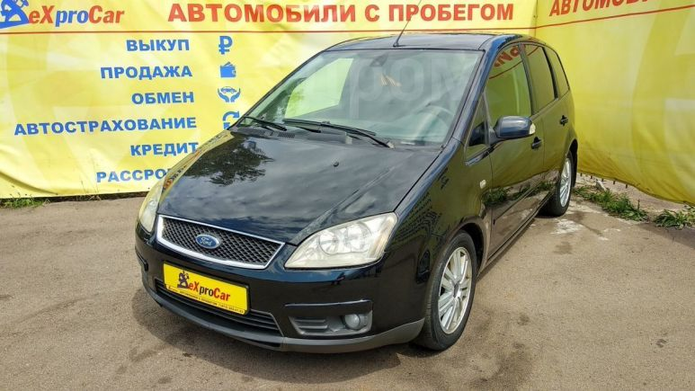 Ford C-MAX, 2006 год, 315 000 руб.