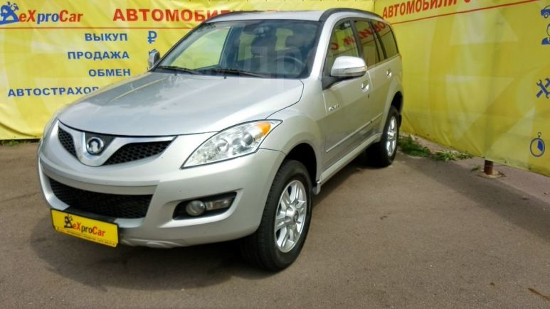 Great Wall Hover H5, 2014 год, 629 900 руб.