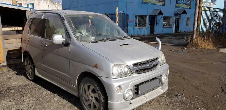 Daihatsu Terios Kid, 2004 год, 260 000 руб.