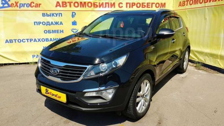 Kia Sportage, 2010 год, 779 900 руб.