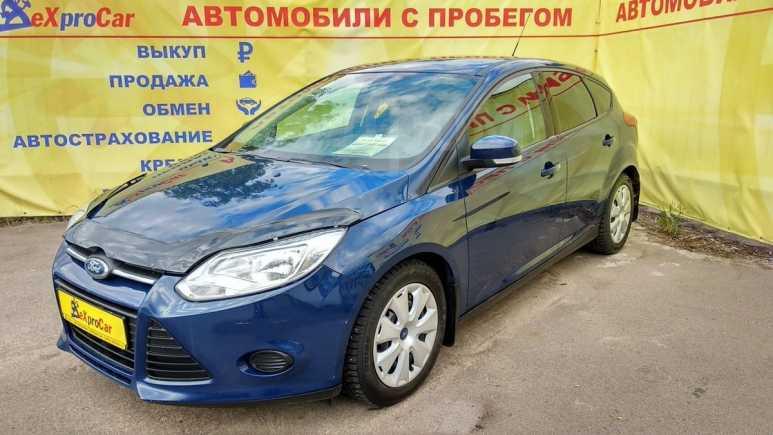 Ford Focus, 2011 год, 439 900 руб.