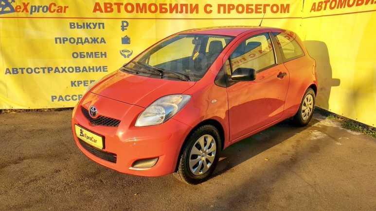 Toyota Yaris, 2010 год, 330 000 руб.