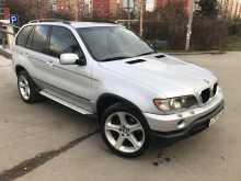 Тула BMW X5 2001