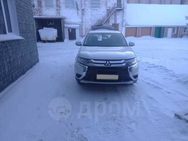 Mitsubishi Outlander, 2017 год, 1 420 000 руб.