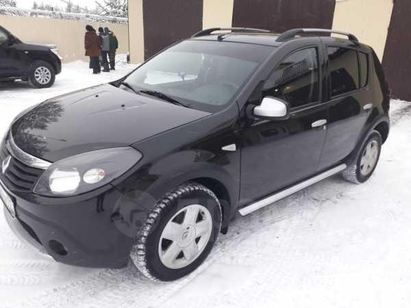 Renault Sandero Stepway, 2012 год, 400 000 руб.