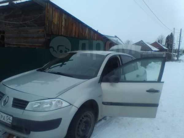 Renault Megane, 2004 год, 160 000 руб.