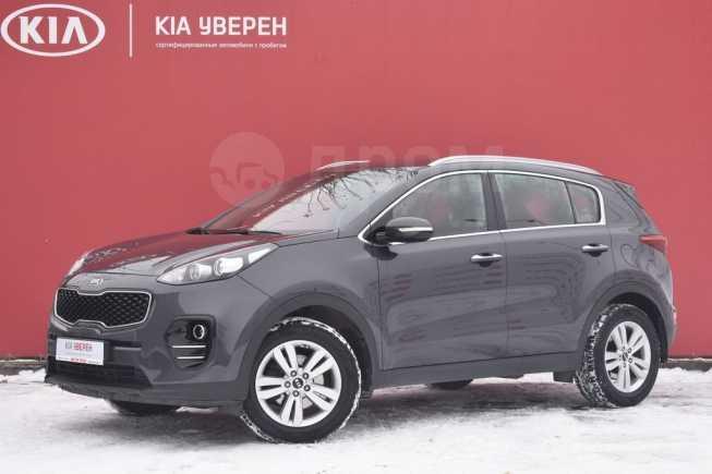 Kia Sportage, 2016 год, 1 350 000 руб.