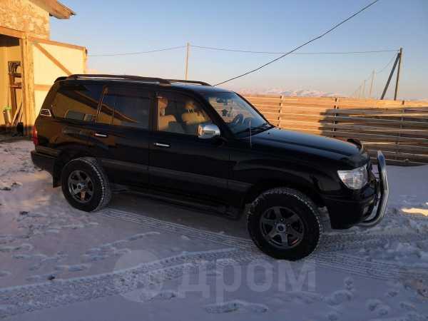 Toyota Land Cruiser, 2002 год, 899 000 руб.