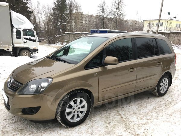 Opel Zafira, 2013 год, 670 000 руб.