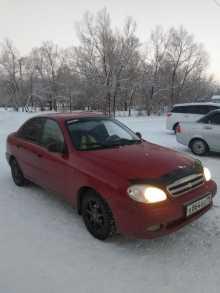 Саяногорск Lanos 2007