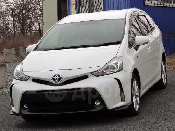 Toyota Prius a, 2015 год, 920 000 руб.