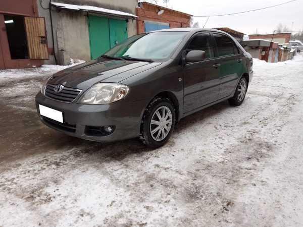 Toyota Corolla, 2004 год, 319 000 руб.