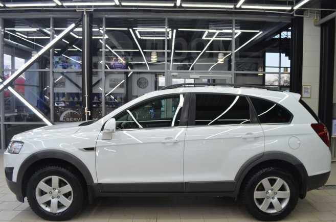 Chevrolet Captiva, 2012 год, 779 000 руб.