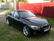 Петрозаводск BMW 3-Series 2016