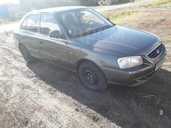 Hyundai Accent, 2007 год, 217 000 руб.